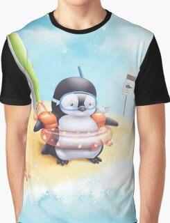 Pong- Stupid Bath Graphic T-Shirt