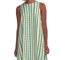 EMERALD A-Line Dress
