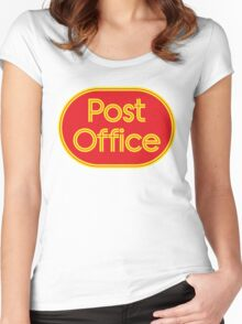 Post Office Women's Fitted Scoop T-Shirt