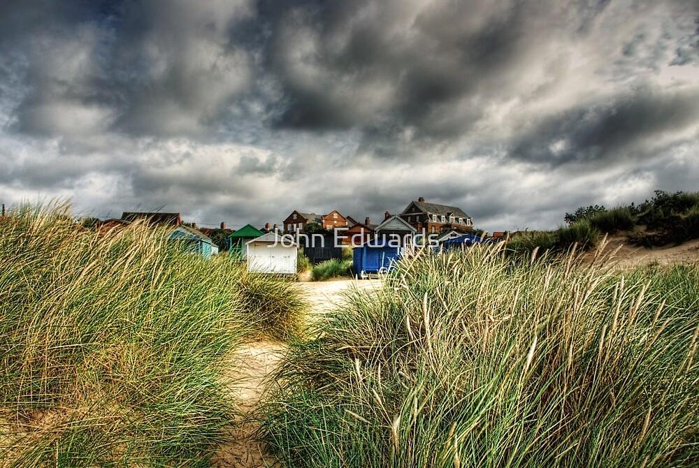 Gathering Storm  by John Edwards