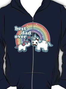 Best Unicorn Dad T-Shirt