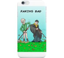 Raking Bad iPhone Case/Skin