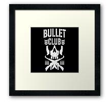 Bullet Club Framed Print