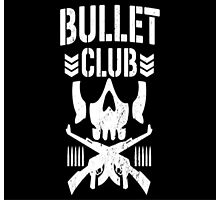 Bullet Club Photographic Print