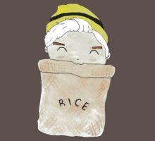 Open Your Rice (Taeyong) One Piece - Short Sleeve