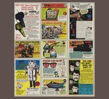 Vintage Comic Ads One Piece - Short Sleeve