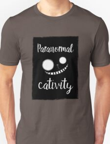 Paranormal cativity /Agat/  Unisex T-Shirt