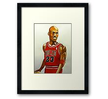 KJ Illustration 19 Framed Print