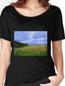 The View From The Demesne.....................N Ireland Women's Relaxed Fit T-Shirt