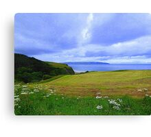 The View From The Demesne.....................N Ireland Canvas Print