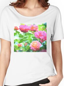 Rose 379 Women's Relaxed Fit T-Shirt