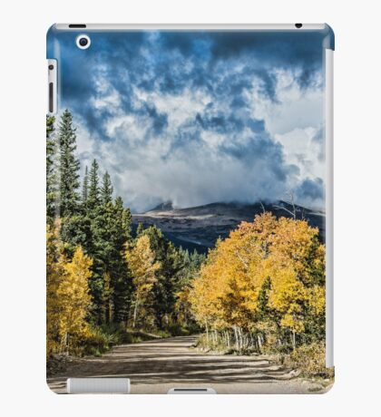 Changing Of The Colors - Colorado's New Coat iPad Case/Skin