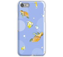 Unterwasserwelt iPhone Case/Skin