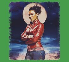 Martha Jones (vignette) Kids Tee