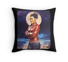 Martha Jones (vignette) Throw Pillow
