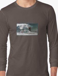 The Struggling Photographer Long Sleeve T-Shirt