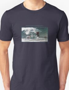 The Struggling Photographer Unisex T-Shirt