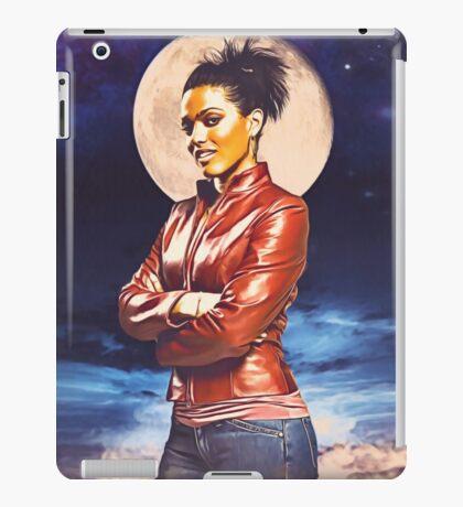 Martha Jones (vignette) iPad Case/Skin