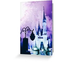 wishes come true  Greeting Card