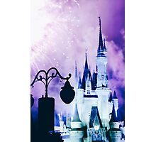 wishes come true  Photographic Print