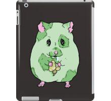 Zombie Hamster iPad Case/Skin