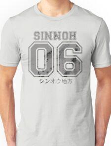 Sinnoh Jersey - JP ver.  Unisex T-Shirt
