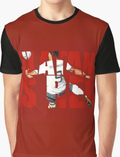 Zlatan is Red Graphic T-Shirt