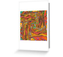 1292 Abstract Thought Greeting Card