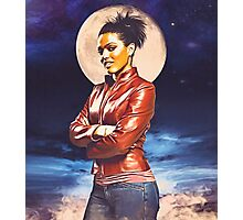 Martha Jones Photographic Print