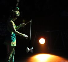 Chinese Yoyo Dancer by bethanyhorvath