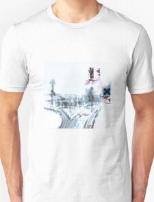 Radiohead OK Computer Stylized Unisex T-Shirt