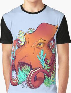 Succulent Farmer Graphic T-Shirt