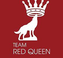 Team Red Queen (Ruby & Regina - OUAT) by CLMdesign