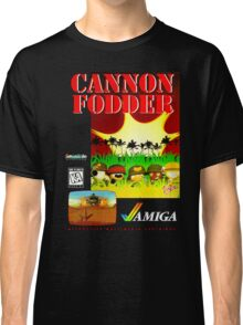 Cannon Fodder Classic T-Shirt