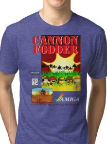 Cannon Fodder Tri-blend T-Shirt