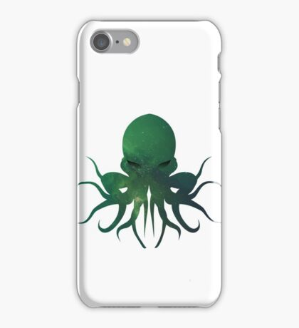 Cthulhu fhtagn iPhone Case/Skin