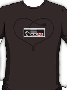 Love Nintendo NES T-Shirt