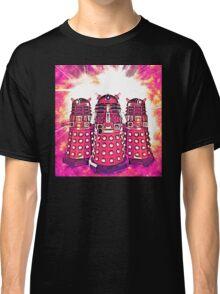 Radiant Daleks Classic T-Shirt