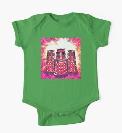 Radiant Daleks One Piece - Short Sleeve
