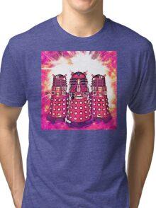 Radiant Daleks Tri-blend T-Shirt