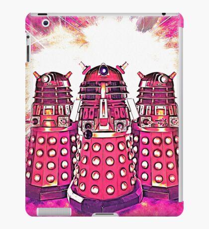 Radiant Daleks iPad Case/Skin
