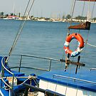 boat and holidays by Yannis-Tsif
