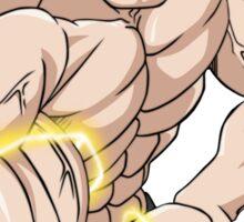 Alex Louis Armstrong Anime Manga Shirt Sticker