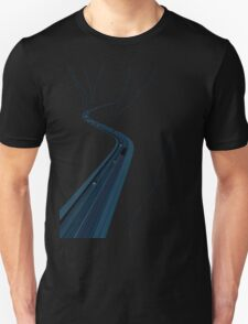 Through the Construct of Night Unisex T-Shirt