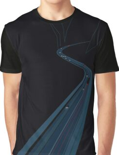 Through the Construct of Night Graphic T-Shirt