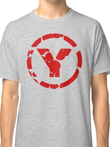 prYda red Classic T-Shirt
