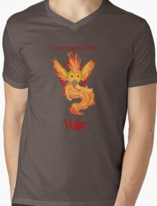 Team Valor - Moltres Mens V-Neck T-Shirt