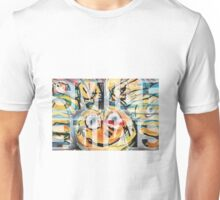 We're Happy. Smile Unisex T-Shirt