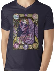 Princess Twilight Sparkle Mens V-Neck T-Shirt