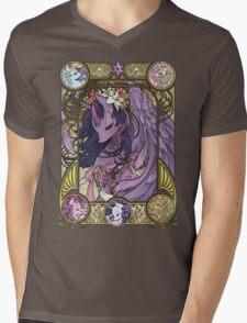Princess Twilight Sparkle Mens V-Neck T-Shirt